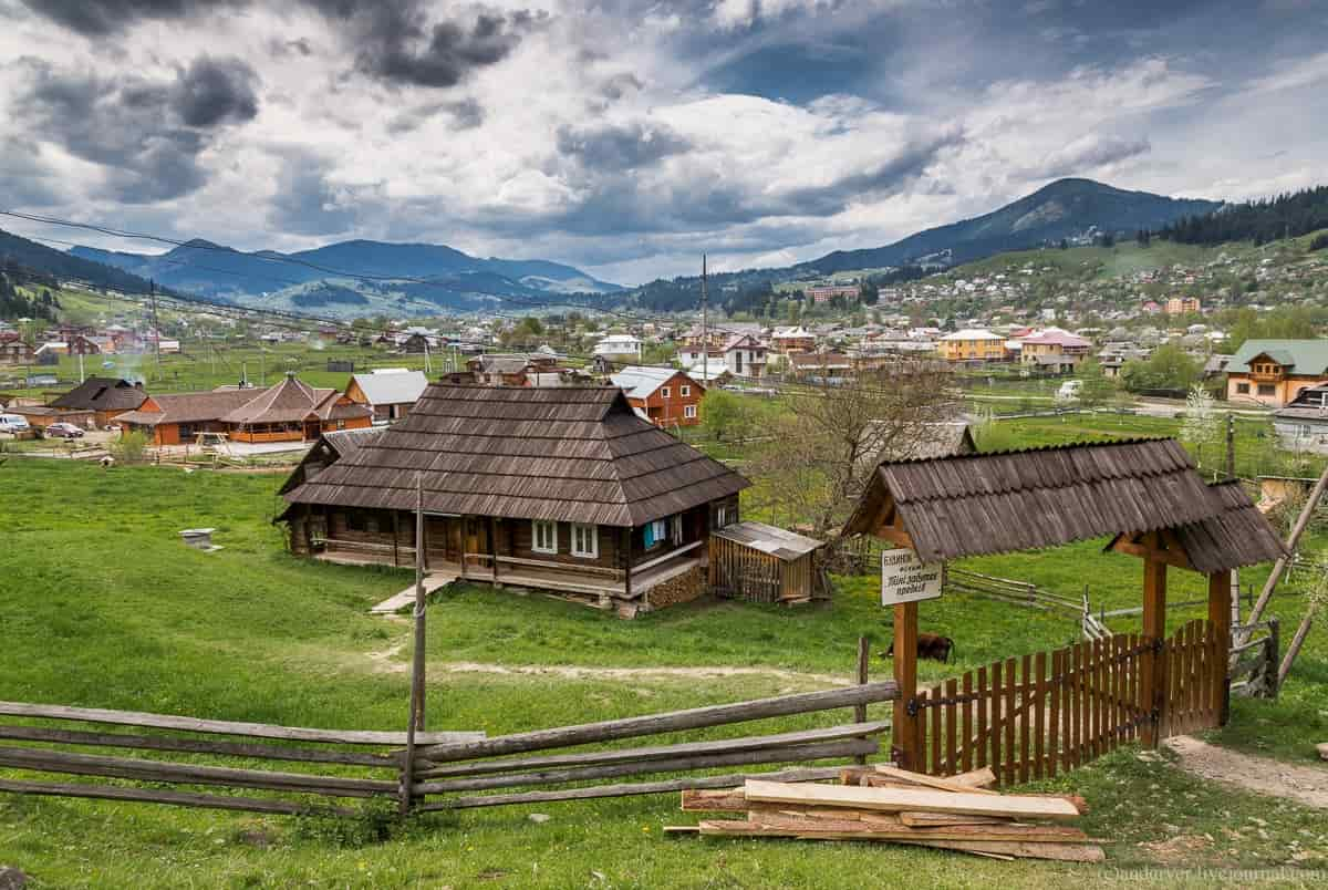 Museums of the Hutsul region, the Carpathians