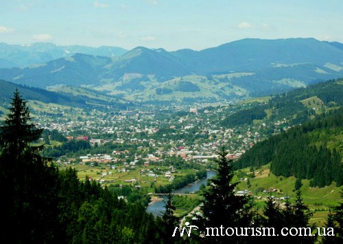 TOUR IN CARPATHIANS FOR WEEK