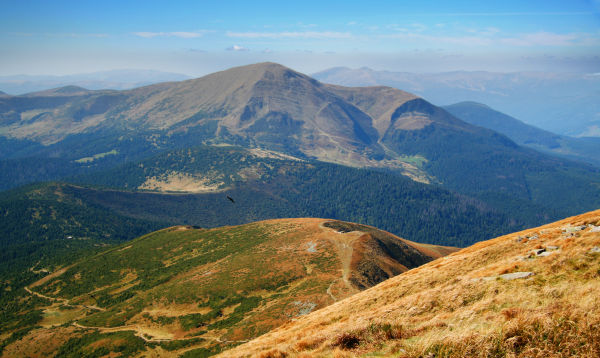 Tour to Hoverla