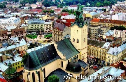 4 days tour to lviv