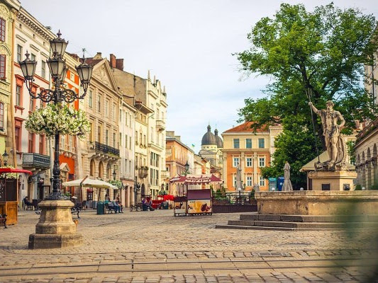 5 DAY TOUR TO LVIV