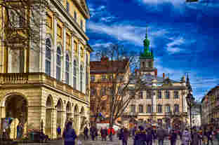 MUSEUMS OF LVIV